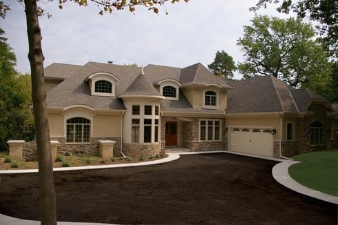 Custom Pine Lake, Wisconsin Home • Built by Westridge Builders