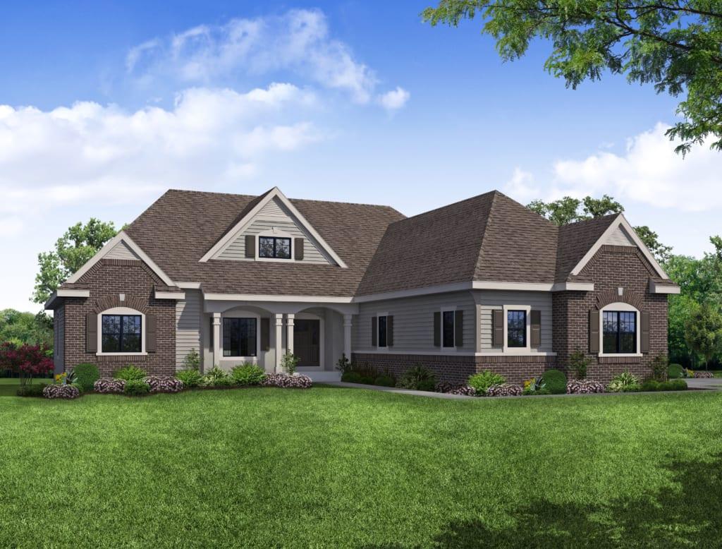 Fontana II • Ranch Home Design | Westridge Builders