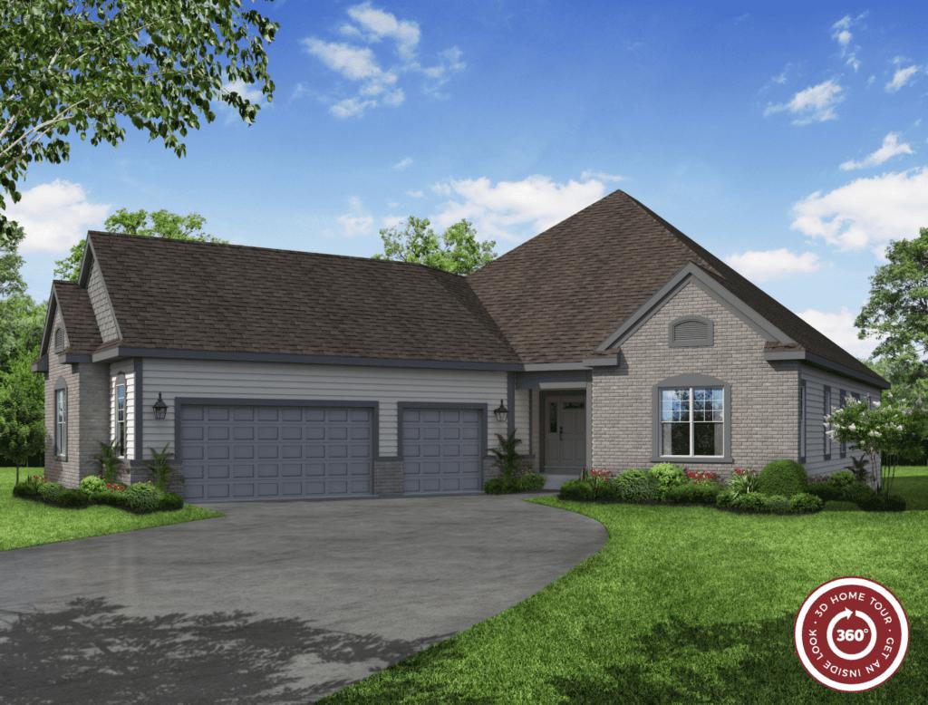 Cambridge • Beautiful Home Plan | Westridge Builders